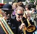 Jazz Street Parade, Molde (Lionel Batiste and Erling Wicklund).jpg