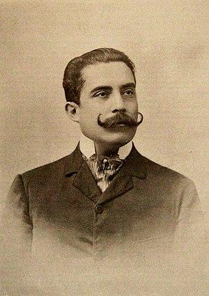 Chocano, José Santos (1875-1934)