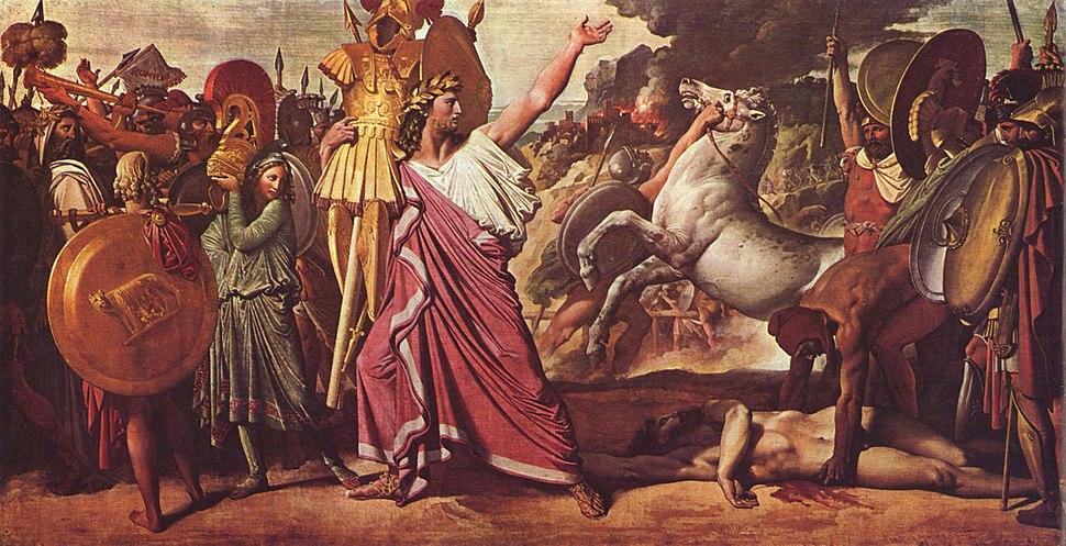 Jean Auguste Dominique Ingres 019