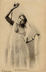 Category:Orientalist nude photographs by Jean Geiser