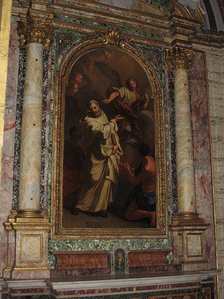 File:Jean de Matha (église des Trinitaires, Rome).JPG