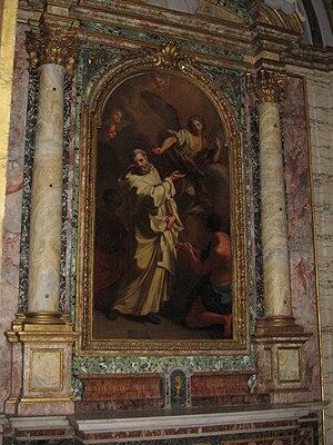 8 février Saint Jean Matha 300px-Jean_de_Matha_(%C3%A9glise_des_Trinitaires,_Rome)