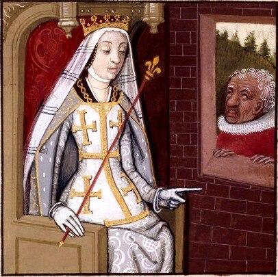 Jeanne Ière de Naples, dite la Reine Jeanne, comtesse de Provence