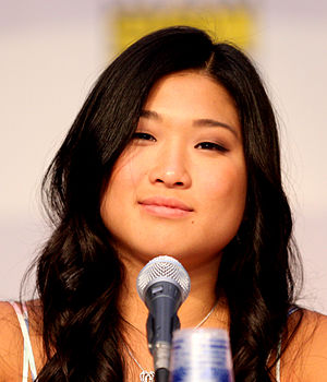 Jenna Ushkowitz - Ushkowitz at the 2010 Comic Con in San Diego