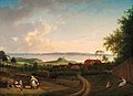 Jens Juel - Landskab ved Øresund (1800).jpg
