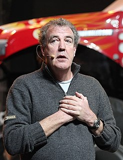 Jeremy Clarkson English broadcaster, journalist and writer