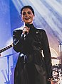 Jessie Ware in the Islington Assembly Hall in September 2017 (13).jpg