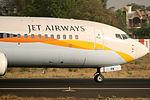 Jet Airways Boeing 737-800 Vyas-2.jpg