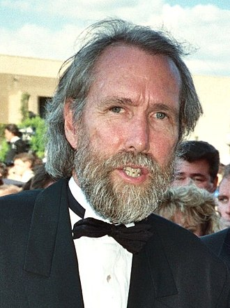 Jim Henson - Jim Henson at the 1989 Emmy Awards
