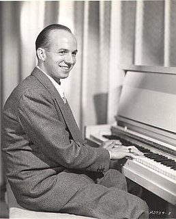 Jimmy Van Heusen American songwriter