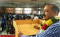 Jitendra Singh addressing a public function, at Madurai, Tamil Nadu.jpg
