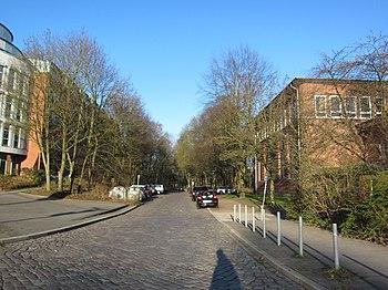 Johann-Meyer-Straße, 2012