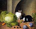 Johann Georg Seitz Gemüsestilleben mit Häschen.jpg