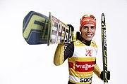 Johannes Rydzek with ski
