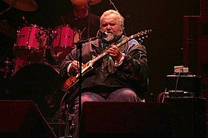 John Martyn - Martyn in 2006