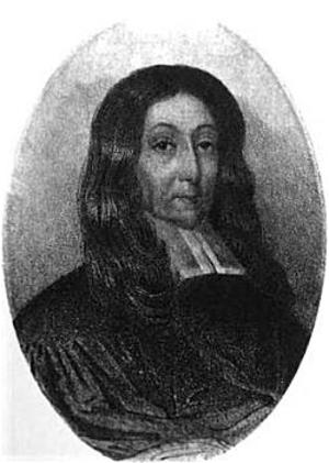 John Wilson (minister) - Reverend John Wilson