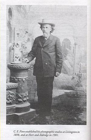 John F. Yancey - Image: John Yancey Standing Portrait
