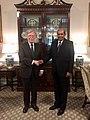 John Bolton and Sri Lankan FM Marapana.jpg