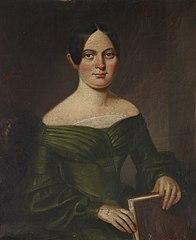 Portrait of Mrs. Benjamin Conklin