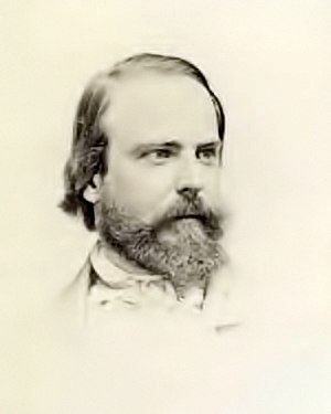 J. Lawrence Smith - Image: John Lawrence Smith by Tony Rogue, 1854
