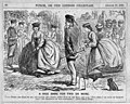 John Leech - Punch Magazine 17 August 1861 - A nice game for two or more.jpg
