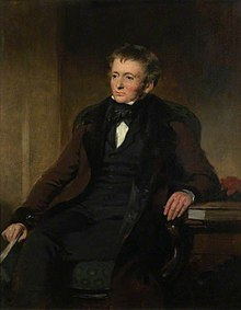 Thomas de Quincey by Sir John Watson-Gordon