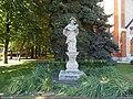 John of Nepomuk statue (1716), 2019 Dunaharaszti.jpg