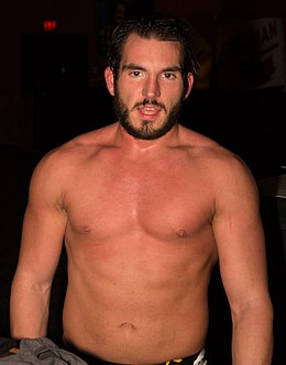 Johnny Gargano at Smash London 2015.jpg