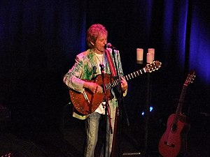 Jon Anderson - Anderson performing at the Wilbur Theater in Boston, 15 March 2012