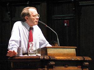 Conscience-in-Media Award - Jonathan Kozol, recipient of the 1988 Award