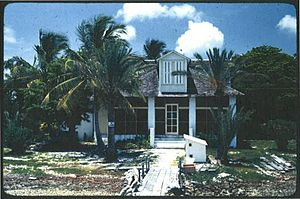 National Register of Historic Places listings in Biscayne National Park - Image: Jones Family Historic District
