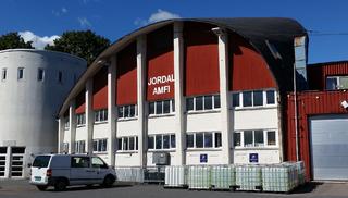 Indoor arena in Oslo, Norway