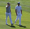 Jordan Spieth and Jake Owen February 2015.jpg