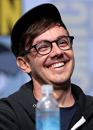 Jorma Taccone - Taccone at the 2017 San Diego Comic-Con