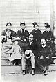 José Martí junto a María Mantilla y José María Lozano, Long Island, Nueva York, 1890.jpg