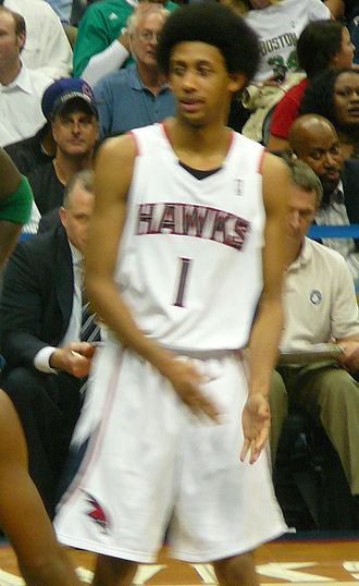 Josh Childress - Childress with the Atlanta Hawks in 2008