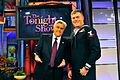 Joshua Nistas poses with Jay Leno, 2010.jpg
