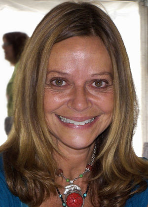 English: Joyce Maynard at the 2010 Texas Book ...