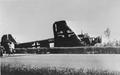 Ju 52 die op 10 mei 1940 ('s morgens) is geland op Rijksweg 13 (omgeving Vliegveld Ypenburg).png