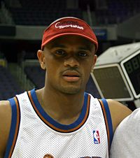 Image illustrative de l'article Juan Dixon