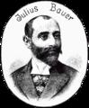 Julius Bauer 1893 Der Floh (Unsere einstigen Mitarbeiter).png