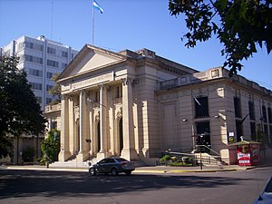 Junín, Buenos Aires - Image: Junín Banco Nación 001