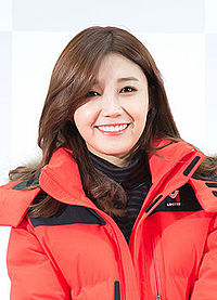 Jung Eunji at a fansigning for M Limited, 11 December 2014 02.jpg