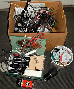 A modest junk box