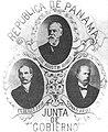 Junta Provisional de Gobierno de Panamá de 1903.jpg