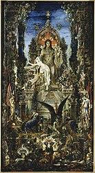 Gustave Moreau: Jupiter and Semele