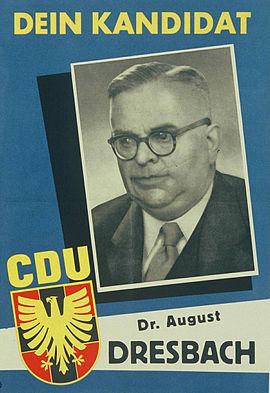 August Dresbach