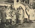 KITLV - 151104 - Demmeni, J. - Minangkabau brides on Sumatra's west coast - circa 1910.tif