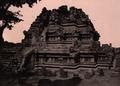 KITLV 155209 - Kassian Céphas - East side of the Vishnoetempel of Prambanan near Yogyakarta - 1889-1890.tif