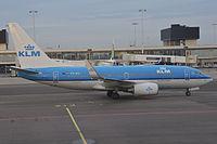 PH-BGI - B737 - KLM